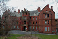 Residential Complex Gibson House wirral, Wallasey