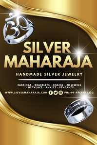 Silver Gemstone Jewelry- Shop at Silver Maharaja