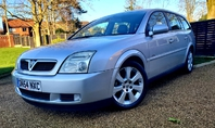 Vauxhall Vectra Elite 2005 Estate 1.8 Manual Leather