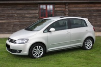 Volkswagen Golf Plus 1.6TDI 105HK Highline