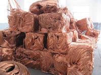copper wire millberry 99.9% purity scrap