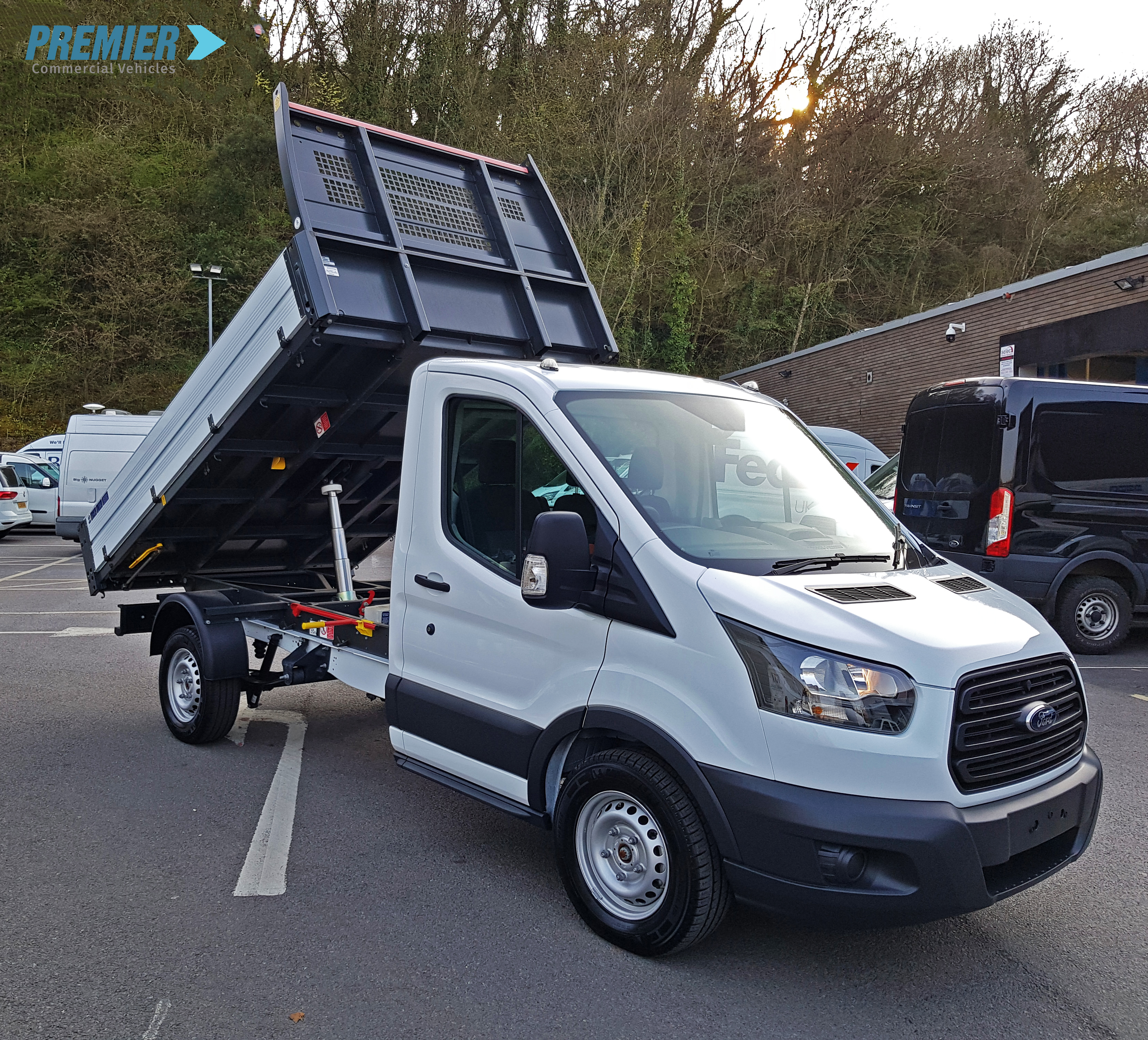 van leasing in south wales Vehicles 4