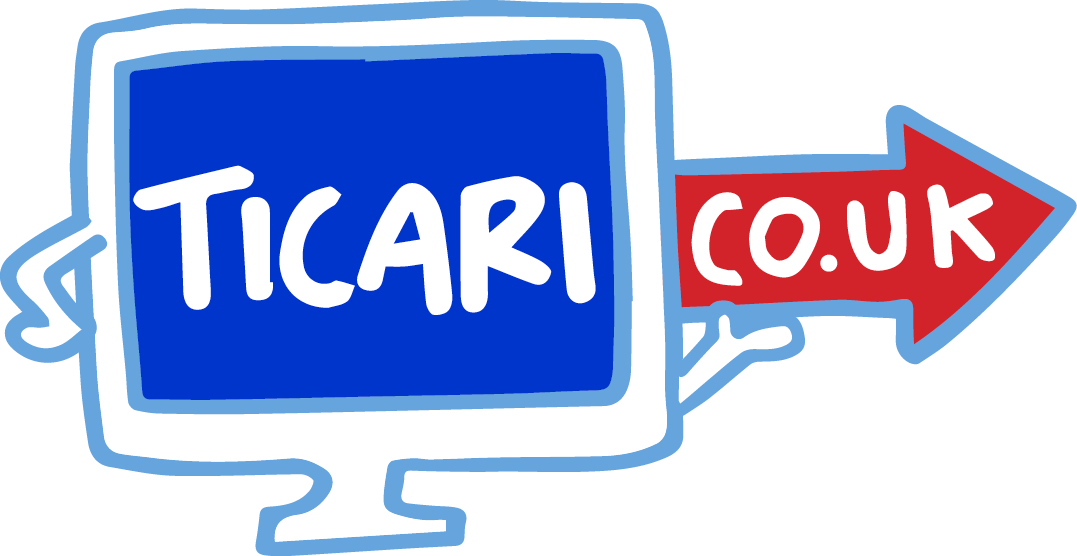 Logo ticari.co.uk